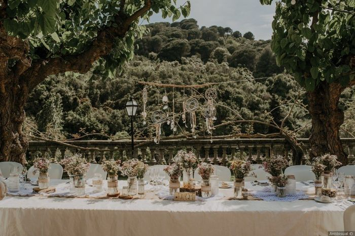 3 banquetes, 1 novia. ¡ELIGE! 🍽️ 3