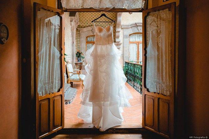 Vestido de novia blanco: ¿Sí o No? 1