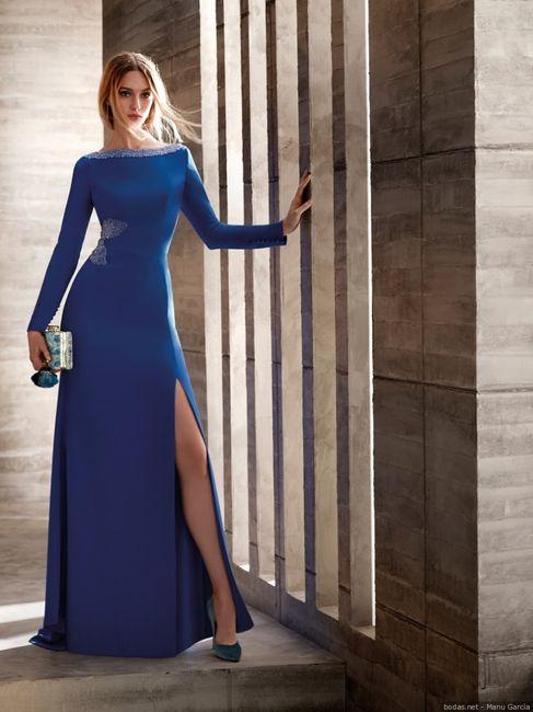 ¿Qué vestido le recomendarías a tu madrina? 2