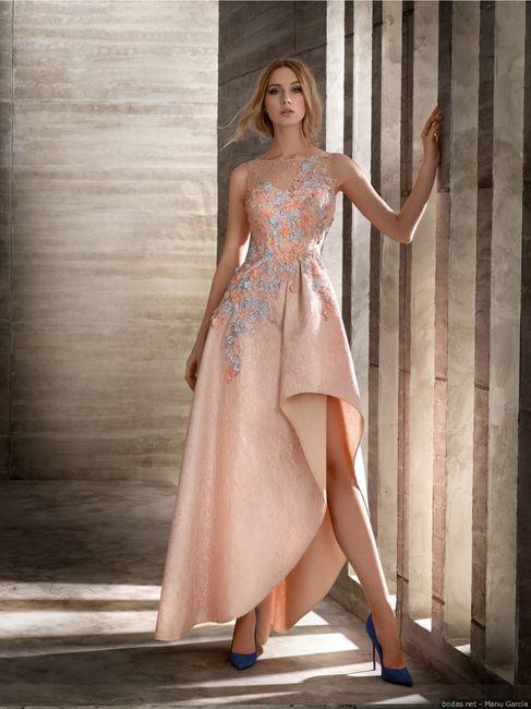 ¿Qué vestido le recomendarías a tu madrina? 3