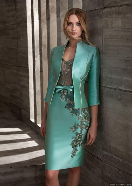 ¿Qué vestido le recomendarías a tu madrina? 4