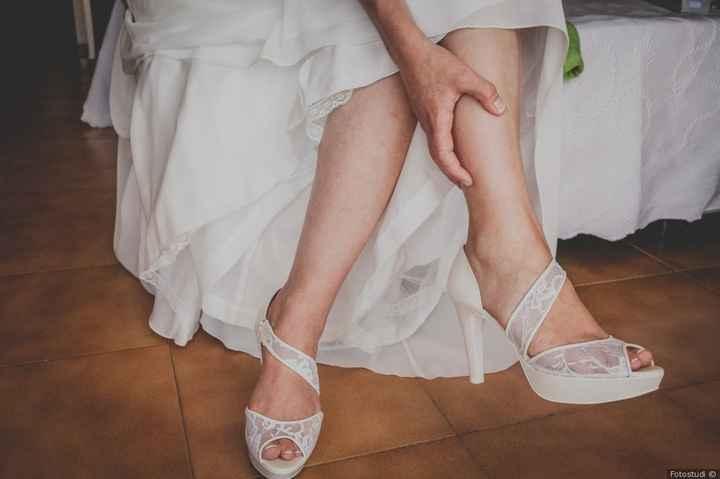 Zapatos de novia clásicos