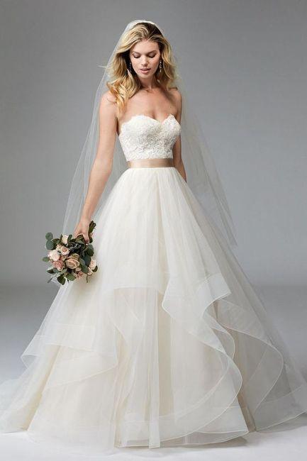 Este vestido... ¿cruza la pasarela? 1