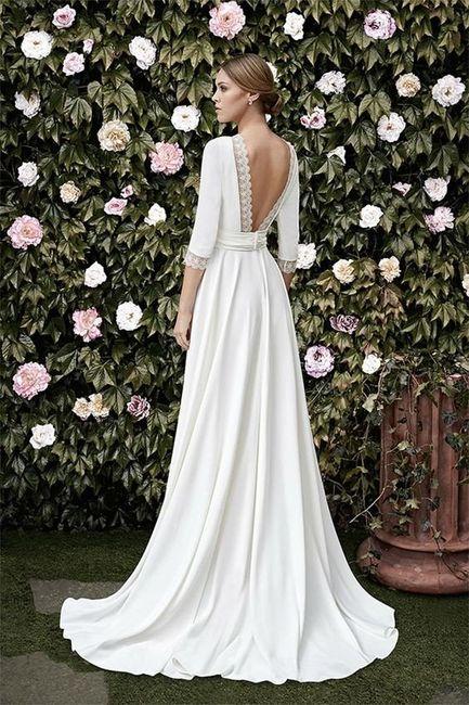Vestido: ¿blanco o de color? 1