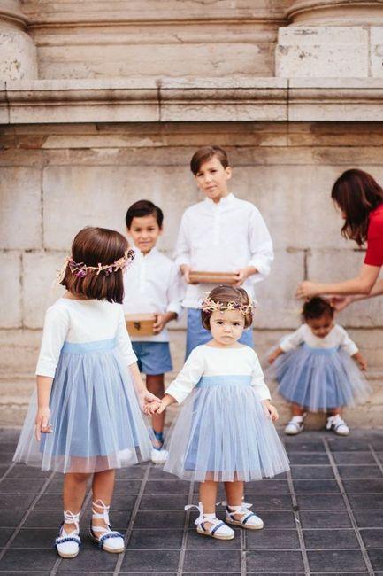6ae3515d7 3 conjuntos para vestir a tus niños de arras. ¡VOTA! - Moda nupcial ...