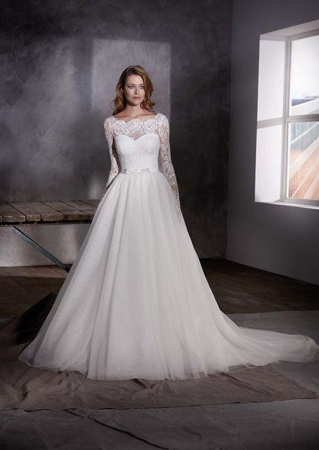 Qué vestido eliges: ¿A o B? 1