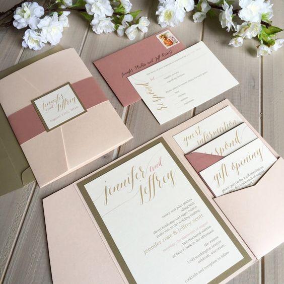 Qué tipo de novia eres según las INVITACIONES 1