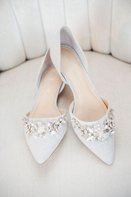 5 zapatos de novia cómodos pero elegantes. ¡elige! - moda nupcial