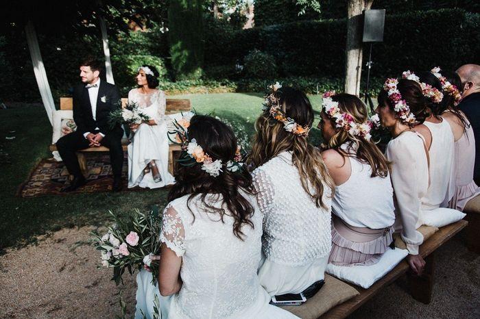 Mariage bohème : OUI ou NON ? 🌺 5