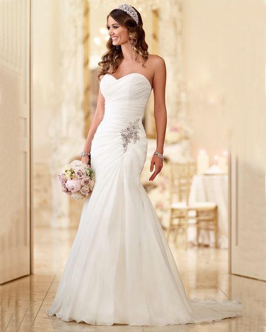 vestido blanco o marfil? - moda nupcial - foro bodas