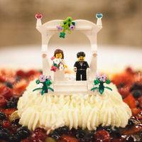 Cake topper tarta de boda