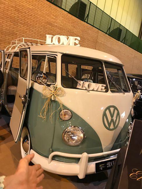 ¿Qué estilo de coche te llevará a la ceremonia? 3