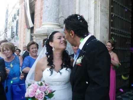 Ya casados!!!