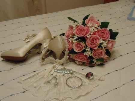 Mi ramo de novia!!!