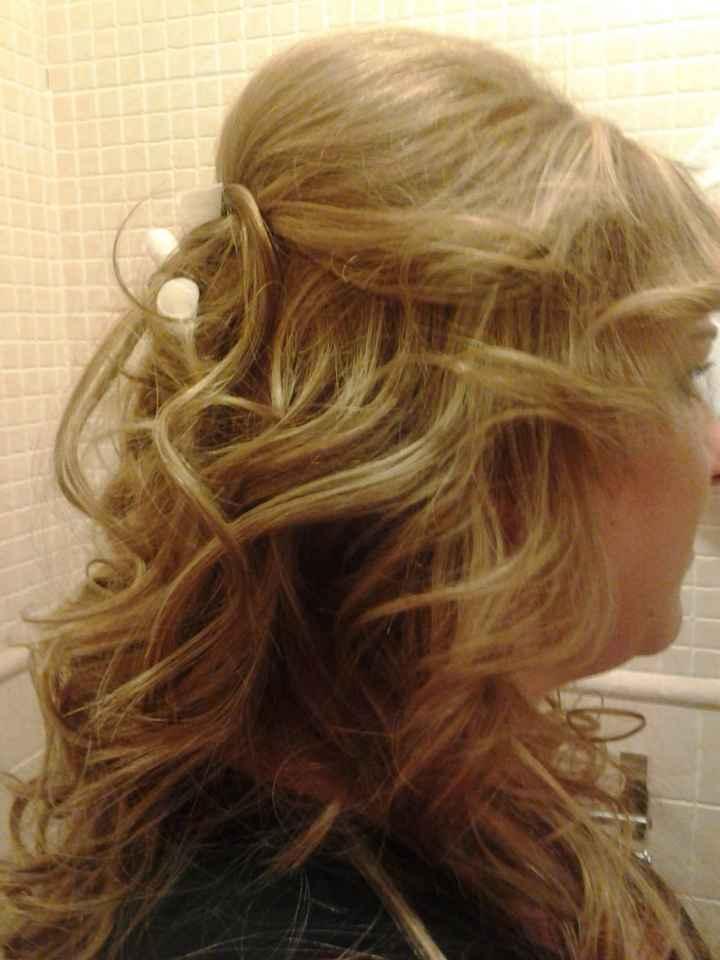 Peinado 1 detrás