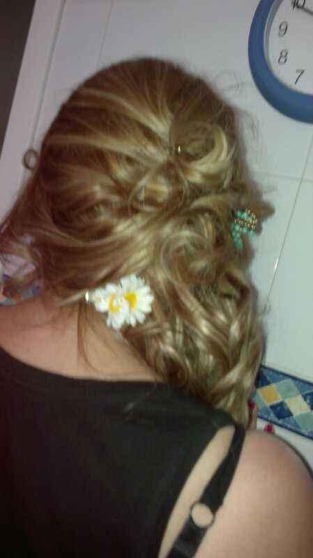 Peinado 2 detrás