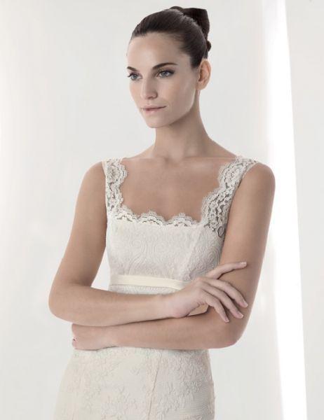 f62d819ae Aproximacion vestido de Novia... Mi vestido no es de encaje es de una