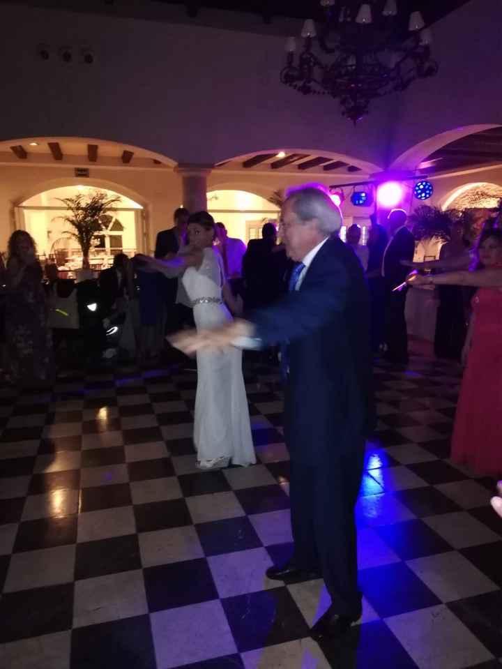 Este es el debate que no os podéis perder - Baile mix setentero con mi padre!!!!!!! El amo de la bod