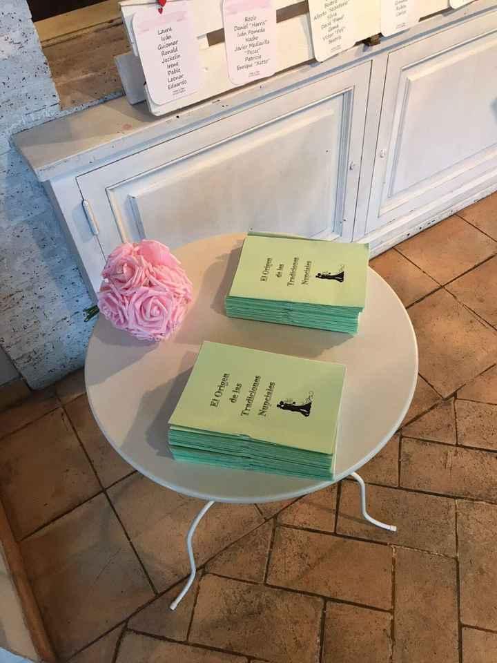 Libros tradiciones de las bodas