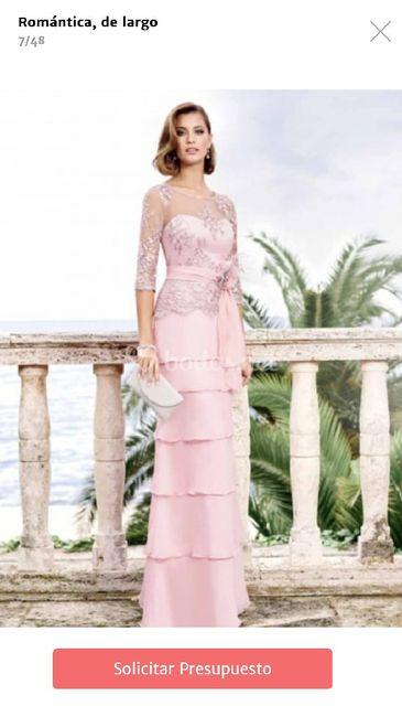 db4775381 Vestido madrina - Organizar una boda - Foro Bodas.net