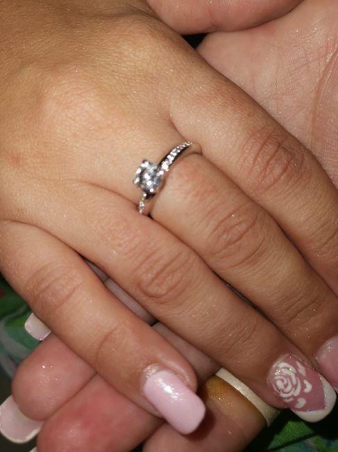 ¡Comparte una foto de tu anillo de pedida! 💍 22