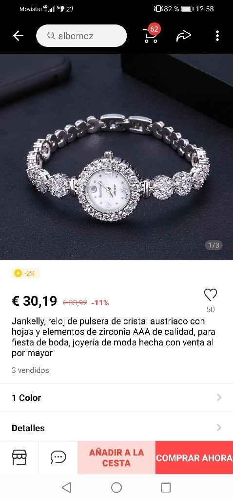 Dónde puedo encontrar una pulsera reloj?? - 1