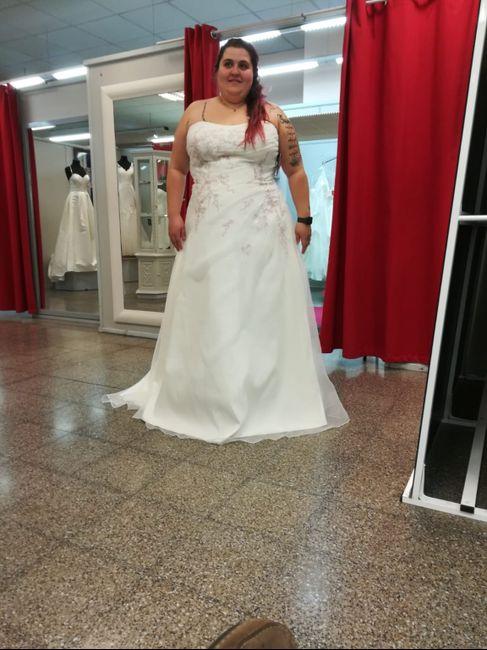 a tres Meses de la boda sin vestido 1