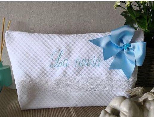 Mi neceser, regalo de mi futuro marido para el día B. - 1