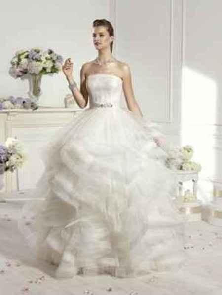 Ayuda para vestido de novia - 1