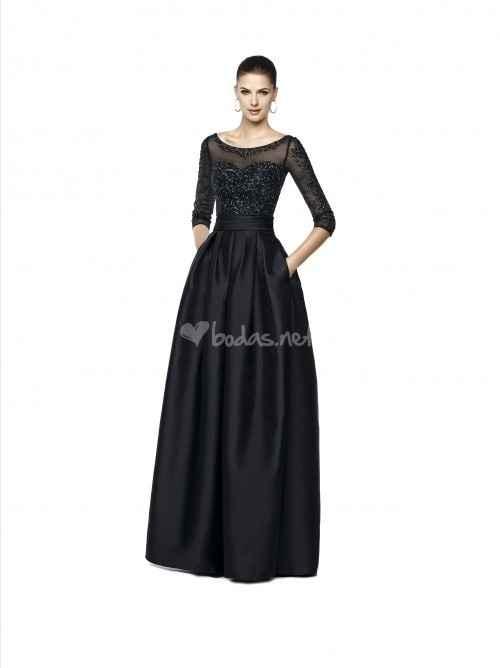 Vestido madre de la novia - 1