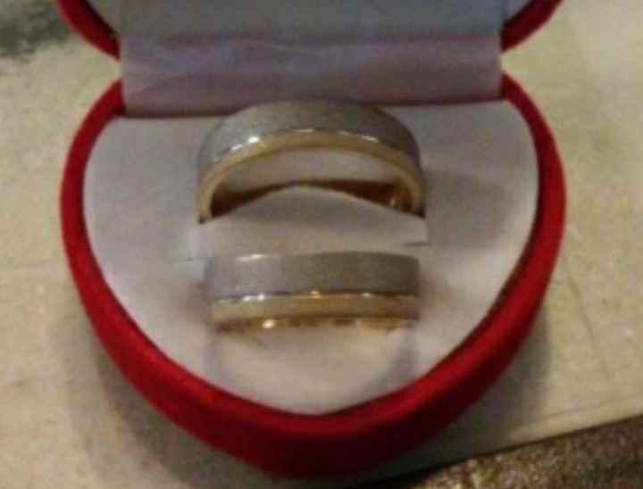 Alianzas de boda ranking - 1