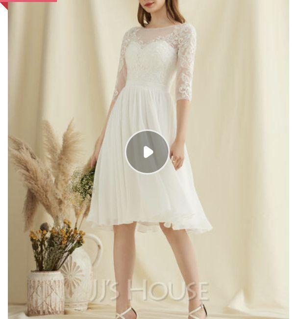 Vestido corto? 1