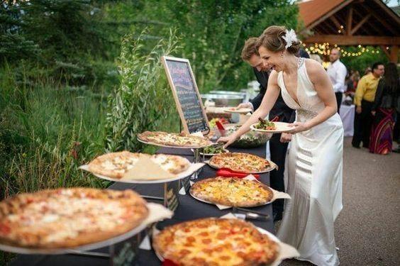 Restaurante con menú o masia con catering? 1