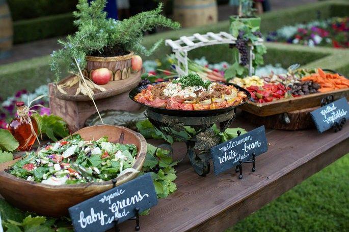 Restaurante con menú o masia con catering? 3