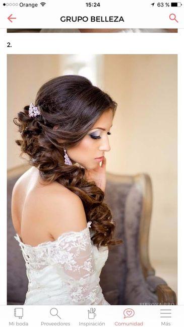 peinado para vestido con cuello halter - belleza - foro bodas