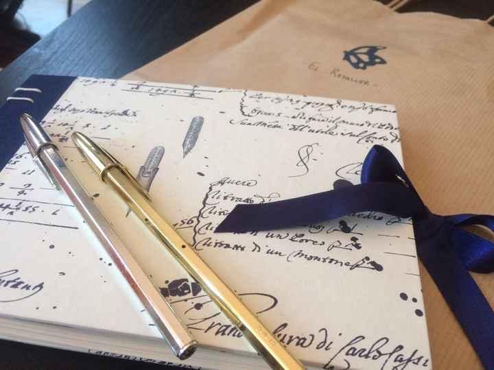 Libro de firmas listo! - 1