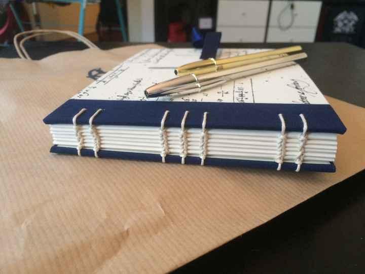 Libro de firmas listo! - 2