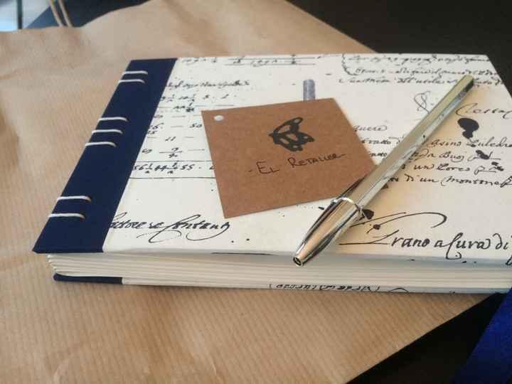 Libro de firmas listo! - 3