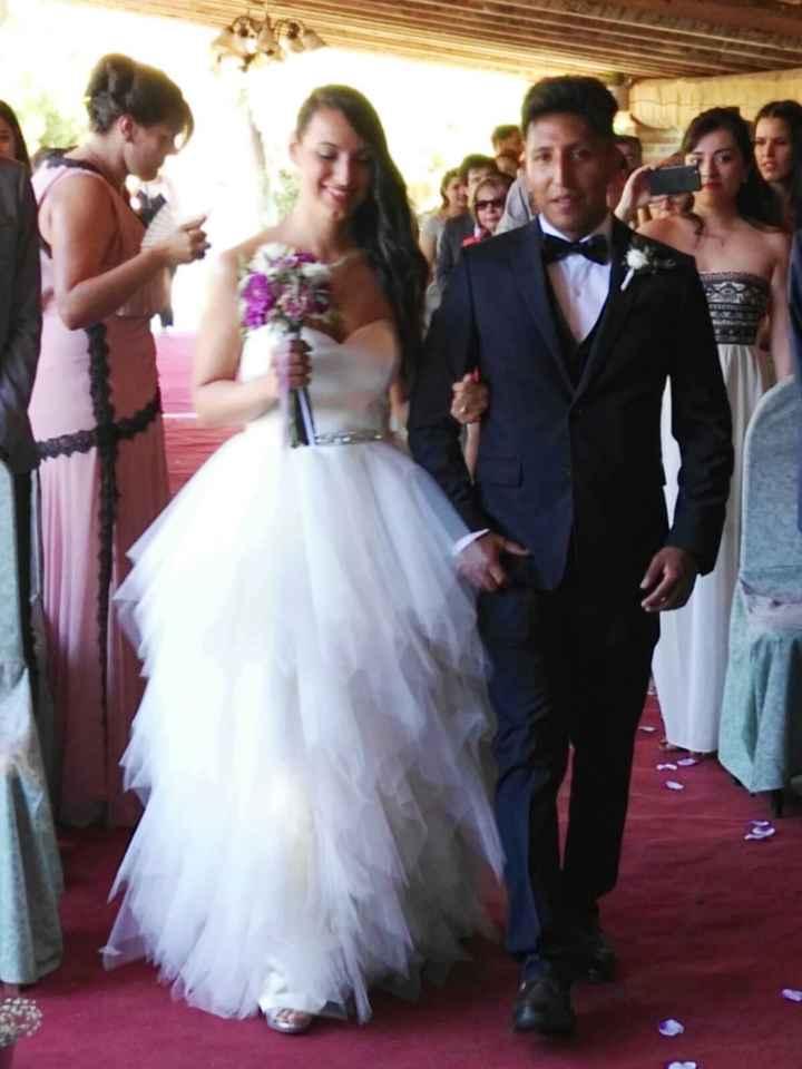 Recien casadas!! - 2