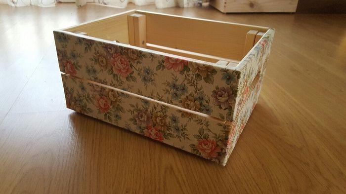 Cajas de madera decoradas manualidades foro - Cajas madera para manualidades ...