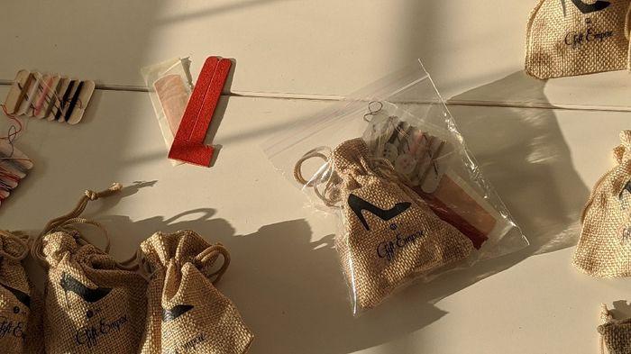 kit de emergencia para invitadas super economico - 1