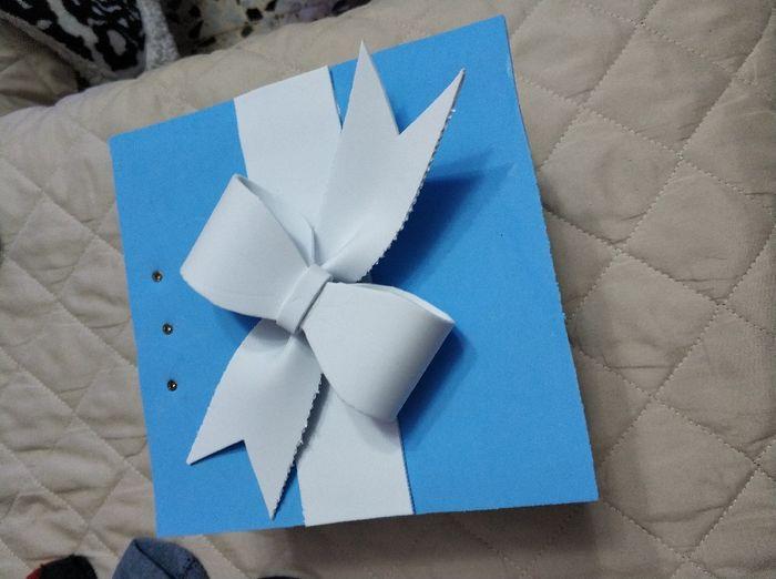 Los sobres de la boda - 1