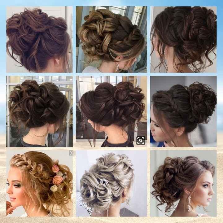 Quiero tu opinión ¿qué peinado te gusta más? - 1