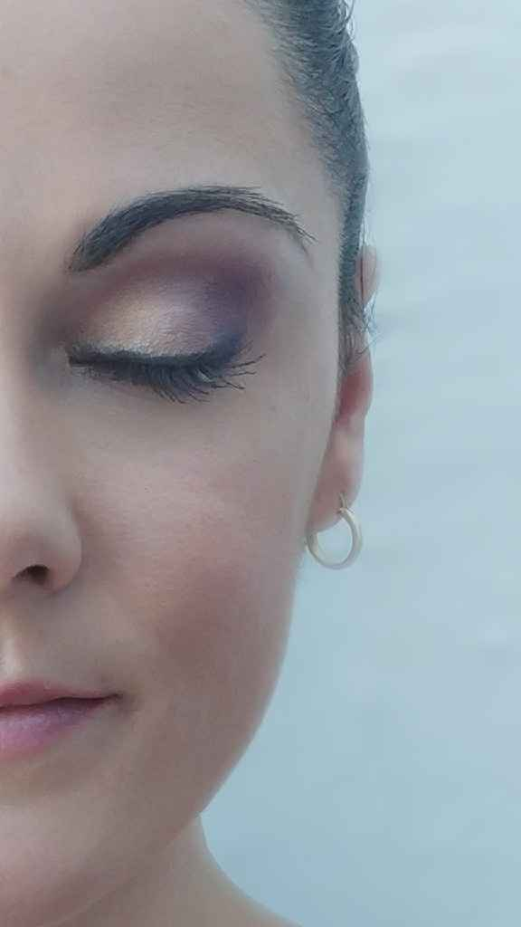 Prueba de maquillaje saboteada 😓 - 2
