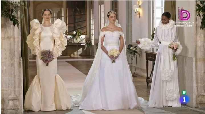 Maestros de la costura final novias 1