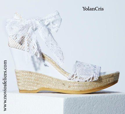 zapatos ibicencos - moda nupcial - foro bodas