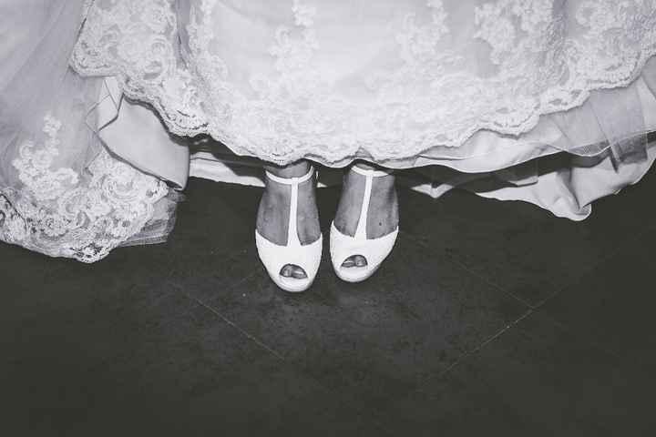 Foto boda Patricia Llamazares