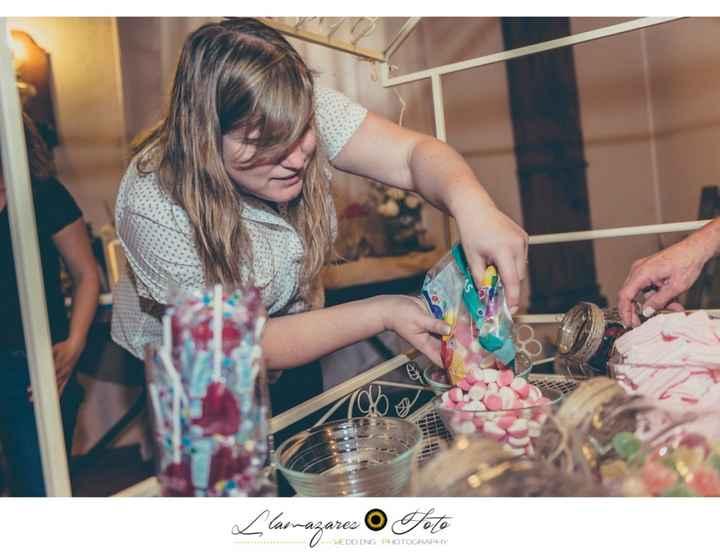 fotos candy bar