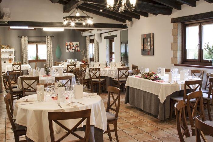 Catering y decoración de mesa - 4