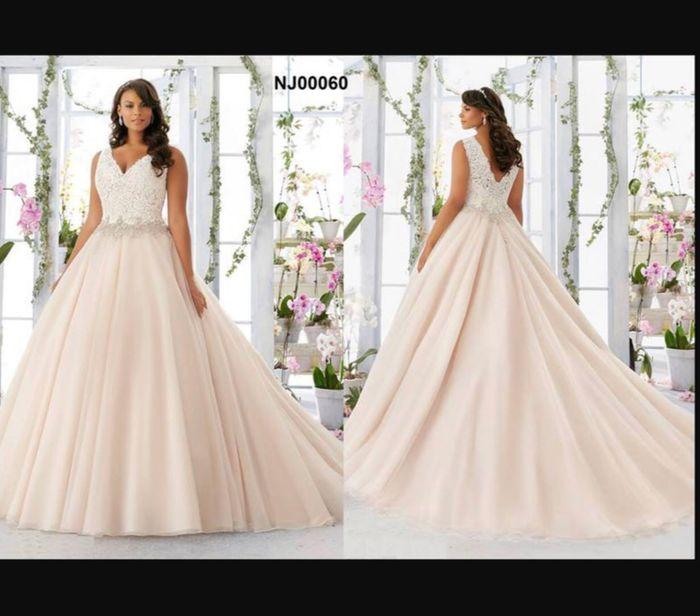 Número de vestido 👗 - 1